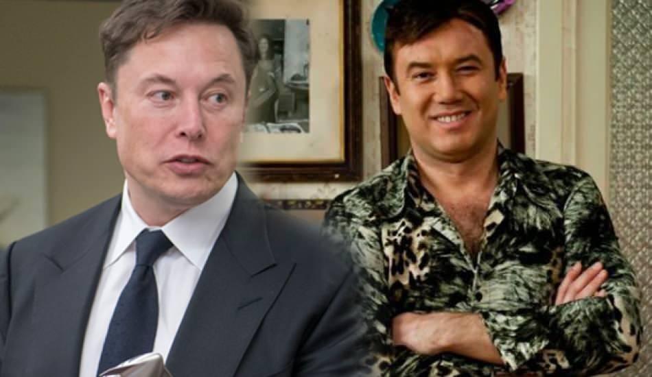 Oyuncu Şoray Uzun ünlü girişimci Elon Musk'a meydan okudu!