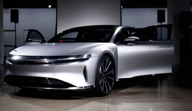 Tesla'nın rakibi Lucid Motors halka arz ediyor