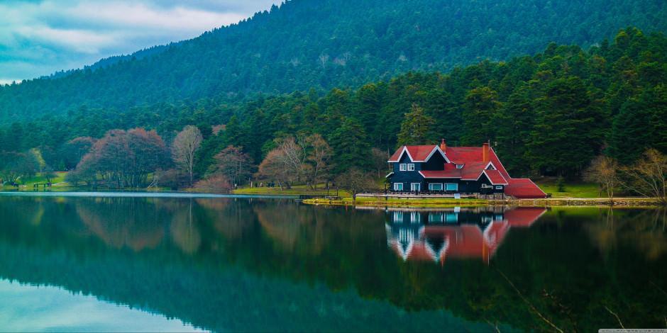 Türkiye'nin saklı cenneti Abant