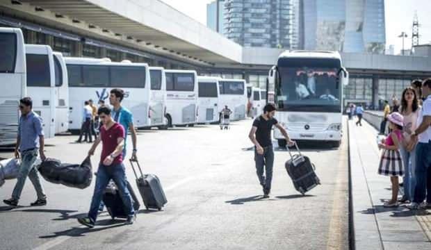 Uçak ve otobüs bileti olanlar sokağa çıkma kısıtlamasından muaf mı?