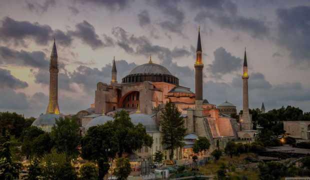 MHP: Saadet Partisi, İP, Gelecek ve DEVA Partileri Ayasofya için bu oyu kullanacak