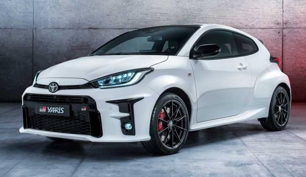 2020 Toyota GR Yaris ürün gamını tanıttı