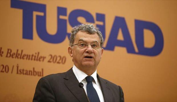TÜSİAD Başkanı Kaslowski: Türkiye'nin önünde önemli bir fırsat var