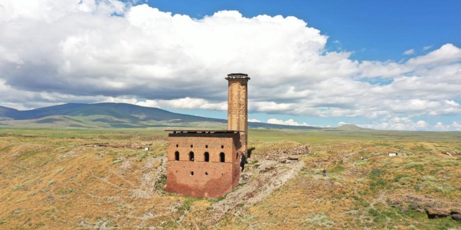 950 yıllık Anadolu'nun ilk Türk camisi ayağa kaldırılıyor