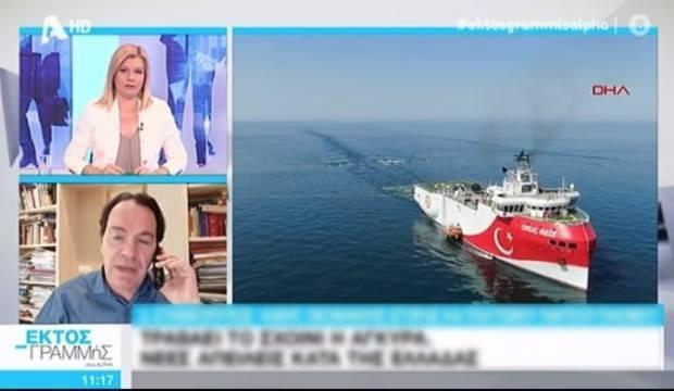 Canlı yayına bağlanıp itiraf etti: Türkiye bizden daha fazla müttefike sahip