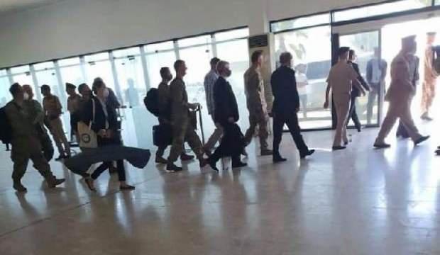 AFRICOM'dan Libya'ya kritik ziyaret