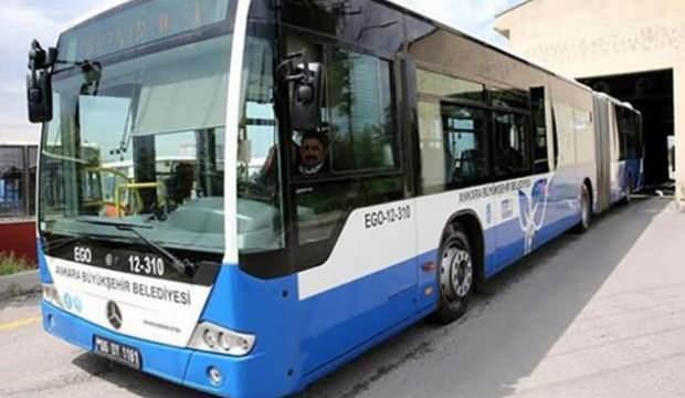 Ankara'da ulaşım ücretsiz olacak