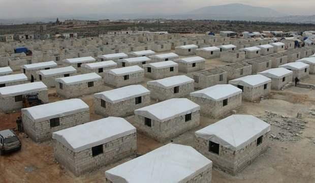 Bakan Soylu: Emine Erdoğan, İdlib kampanyasına 57 briket ev yardımında bulundu