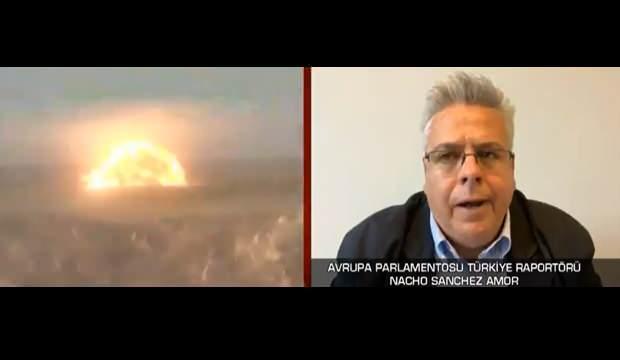 Canlı yayında Türkiye açıklaması! YPG sorusuna kaçamak cevap