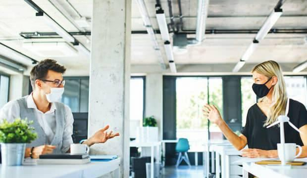 Dönüşler başladı dönüşüm hızlandı: Artık ofisler tek tuş ile yönetilecek