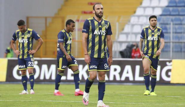 113 yıllık Fenerbahçe tarihinde bir ilk!
