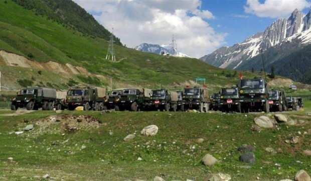 Savaşın eşiğinden dönüldü! Hindistan ve Çin, askerlerini çekme konusunda anlaştı