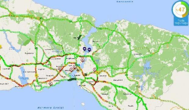 İstanbullu saat 15.00'ı bekledi! Yüzde 6'dan yüzde 47'ye