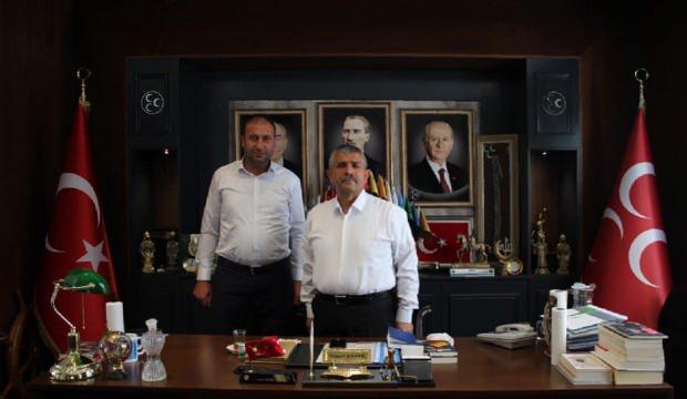 İYİ Parti Meclis Üyesi istifa ederek MHP'ye geçti