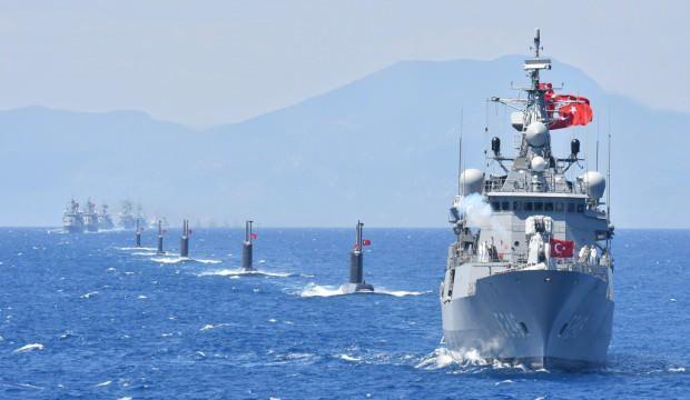 Pes dedirten açıklama: Türkiye'yi durduracak donanmayı kurun
