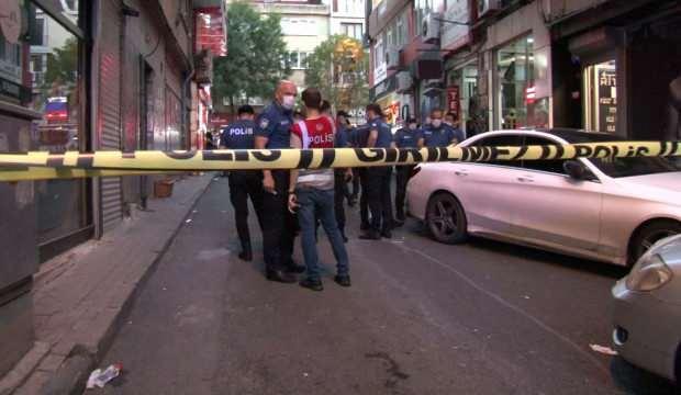 Kağıthane'de silahlı saldırı: 1'i çocuk 3 yaralı
