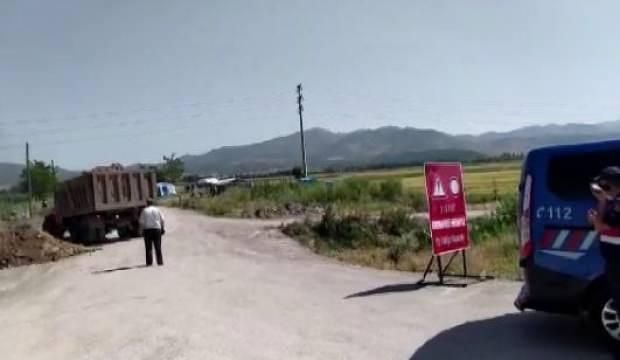 Kayseri'de 16 ev karantinaya alındı