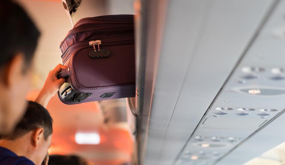 Koronavirüs sonrası uçakta el bagajında neler yasak? Hangi eşyalar alınmayacak?