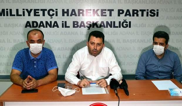 MHP'den Adana Büyükşehir Belediyesi'ne tepki: İşçinin ekmeğine dokunmayın