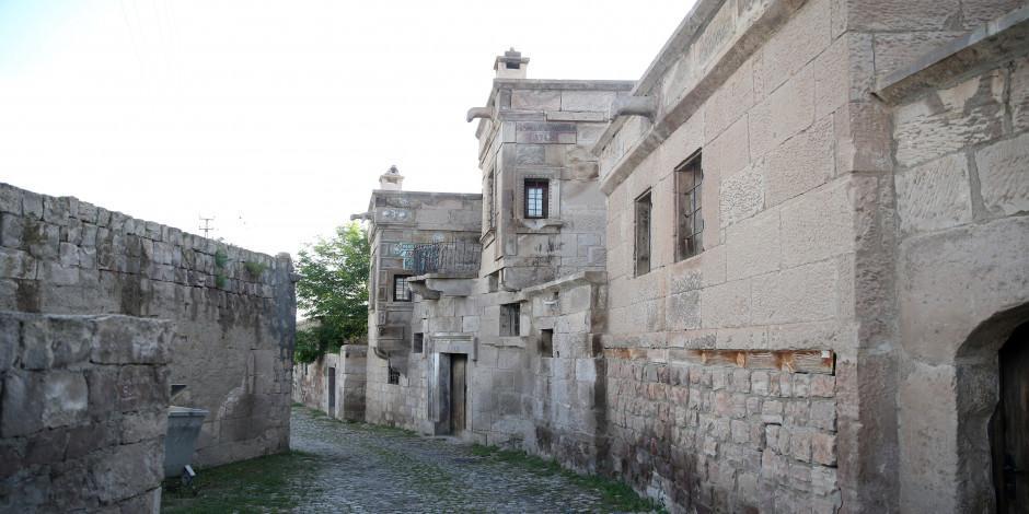 Mimar Sinan'ın doğduğu Ağırnas tarihi dokusuna kavuşacak
