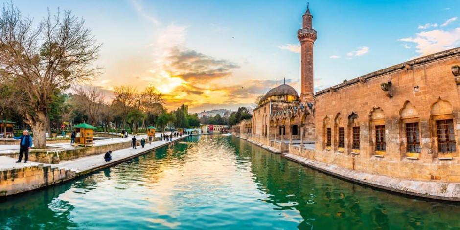 """Şanlıurfa """"İslam Dünyası Turizm Başkenti"""" olmayı hedefliyor"""
