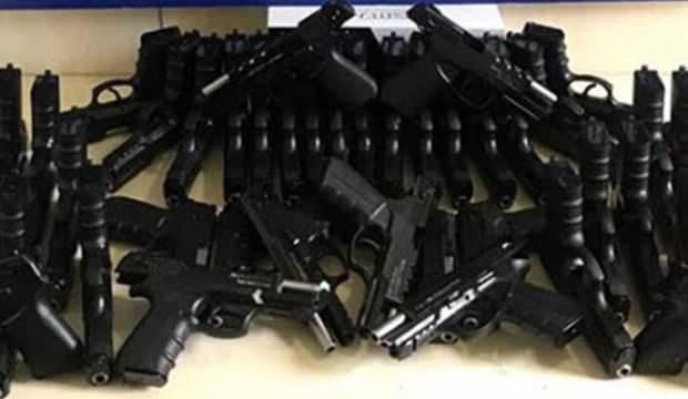 Silah kaçakçılığı yapan çeteye eş zamanlı operasyon: Gözaltılar var