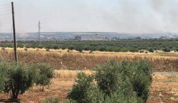 SMO ile YPG/PKK'lı teröristler arasında şiddetli çatışma