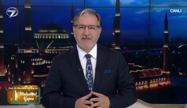 Bayrama özel sohbetler Kanal 7'de