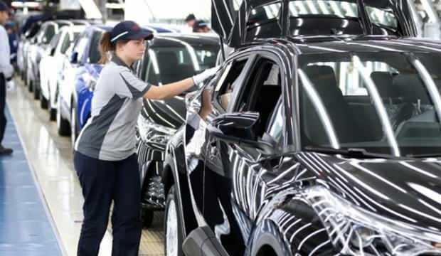Türkiye'den 5 ayda 'Made in Sakarya' damgalı 68 bin 555 otomotiv ihraç edildi