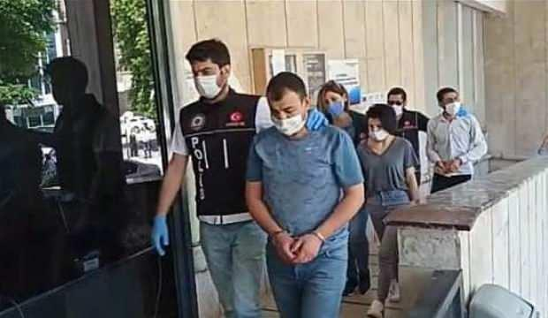 Zehir tacirlerine dev operasyon: 35 tutuklama