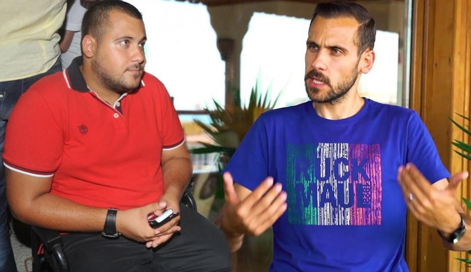 5 yılda 60 kilo veren oyuncu Ümit Erdim iş bulamıyor