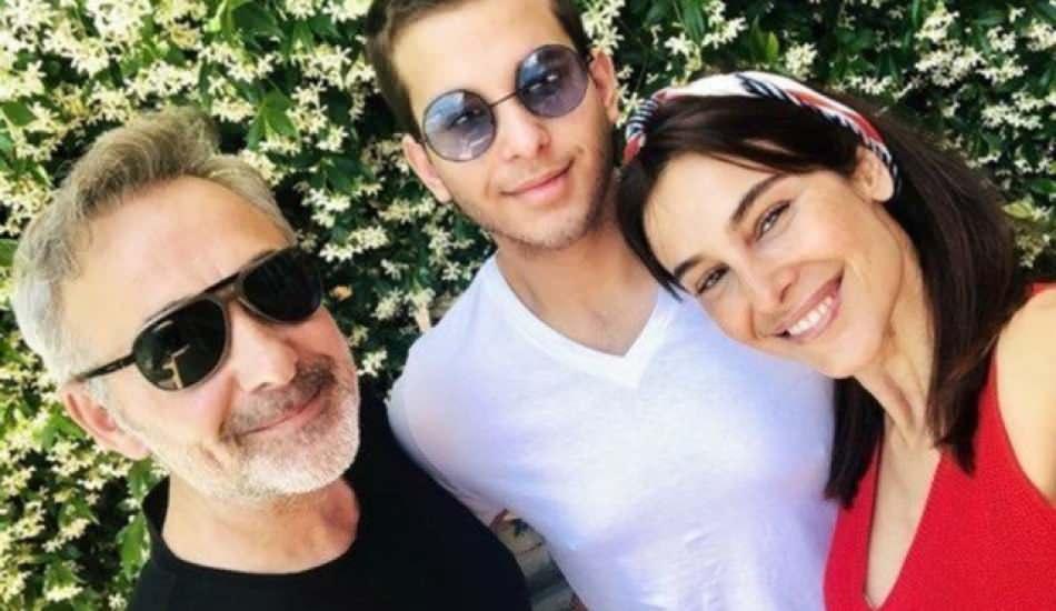 Arzum Onan, oğlu Can Aslantuğ ile fotoğrafını paylaştı