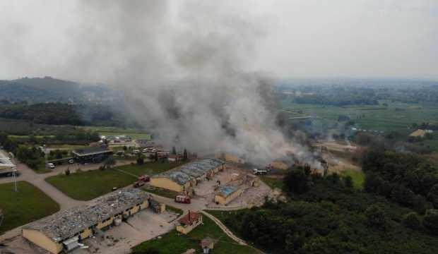 Bakan Koca'dan Hendek'te zehirli gaz uyarısı
