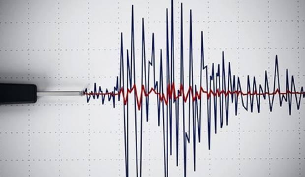 Bingöl 3.5'lik depremle sarsıldı