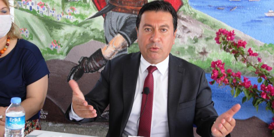 Bodrum Belediye Başkanı'ndan 370 liralık döner açıklaması