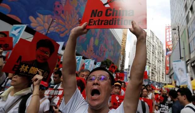 Çin Hong-Kong'da yeni güvenlik yasalarını yürürlüğe soktu