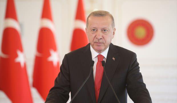 Cumhurbaşkanı Erdoğan'dan AB'ye: Hakkımızı söke söke alacağız
