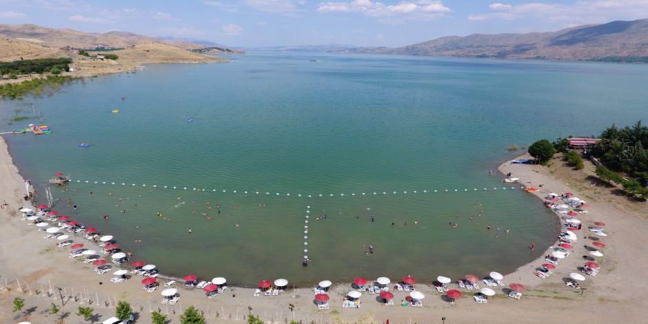 'Doğu'nun gizli denizi' Hazar Gölü