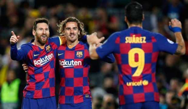 Dugarry: Griezmann, Messi'nin yüzüne bir yumruk atmalı