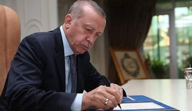 Erdoğan imzaladı, Katar Büyükelçiliğine atandı!