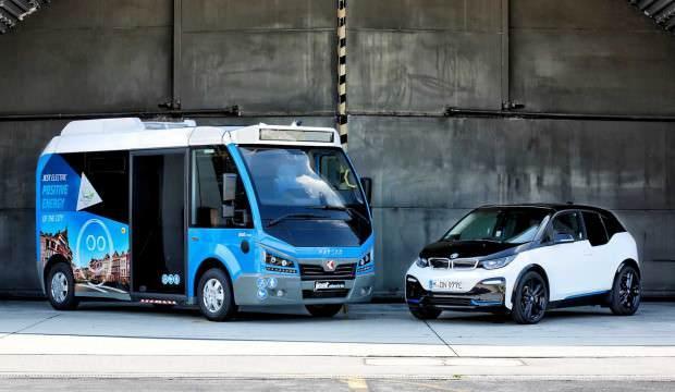 Karsan ve BMW'den iş birliği!
