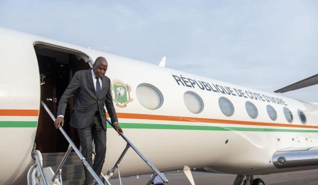 Fildişi Sahili Başbakanı iki ay sonra ülkesine döndü