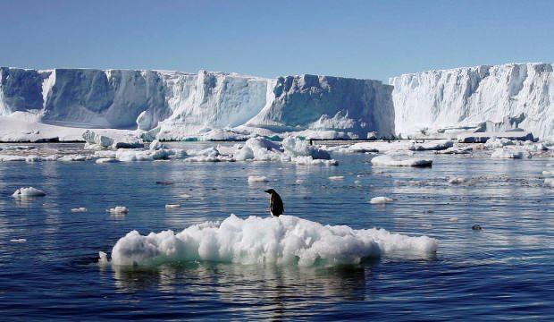 Güney Kutbunda yüksek sıcaklık: Üç kat arttı