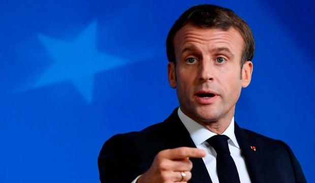 Hafter her cephede kaybedince Macron'un aklına UMH geldi