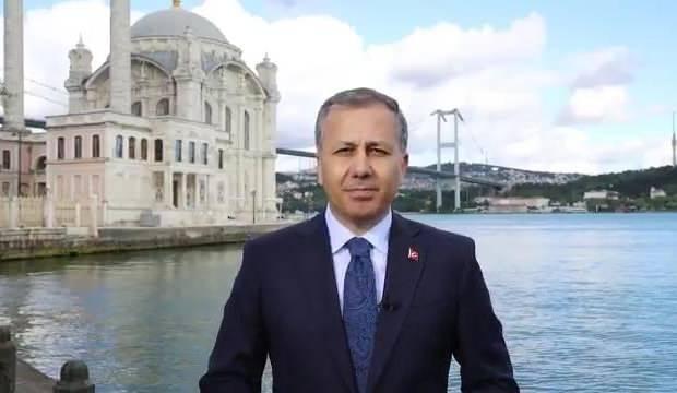 İstanbul Valisi Yerlikaya'dan temizlik, maske ve sosyal mesafeye uyarısı