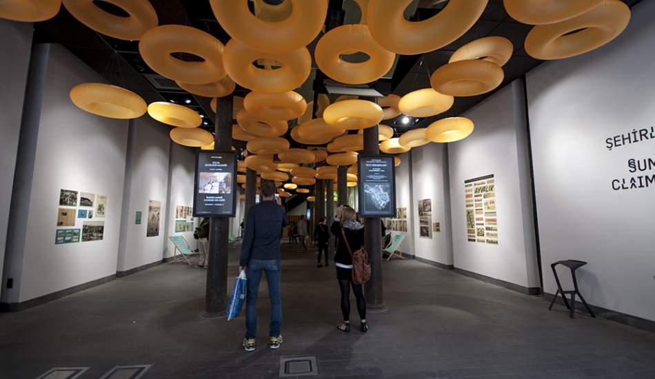 İstanbul'da gezilecek en güzel sergiler
