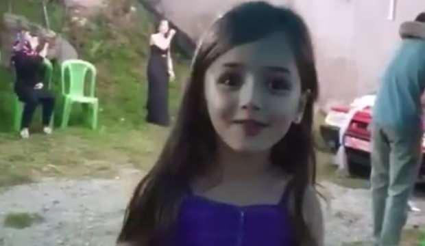 Kayıp kızın düğünde çekilmiş görüntüsü ortaya çıktı