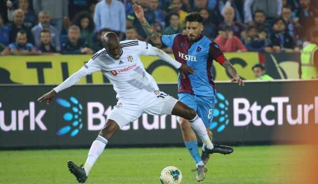 Lider Trabzonspor ama haziranda Beşiktaş kazandırdı