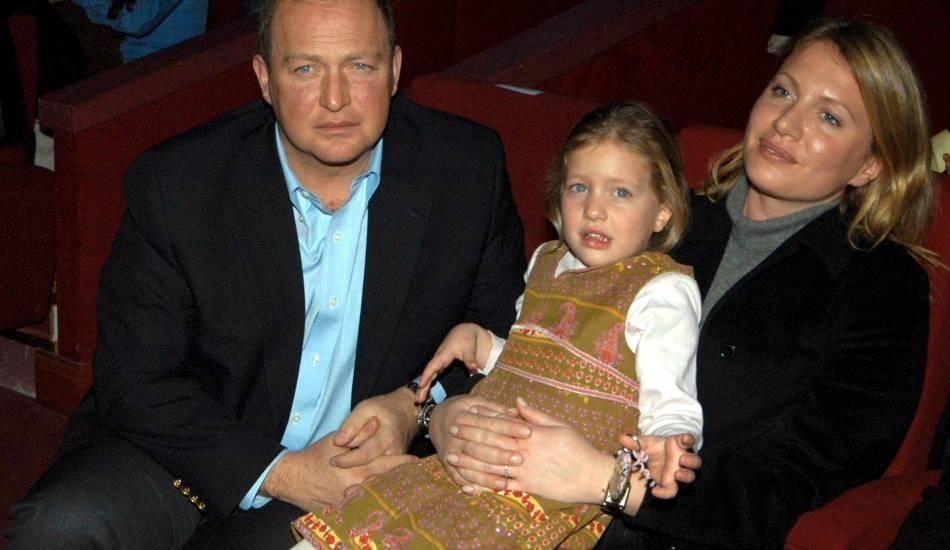 Merhum iş insanı Mustafa Koç'un kızı Aylin Koç yetişkin bir genç kız oldu