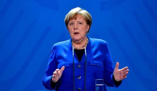 Merkel'den ekonomi itirafı: Benzeri görülmedi!